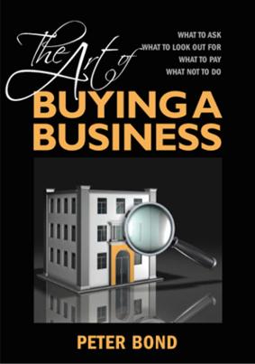 art-of-buying-a-business-peter-bond